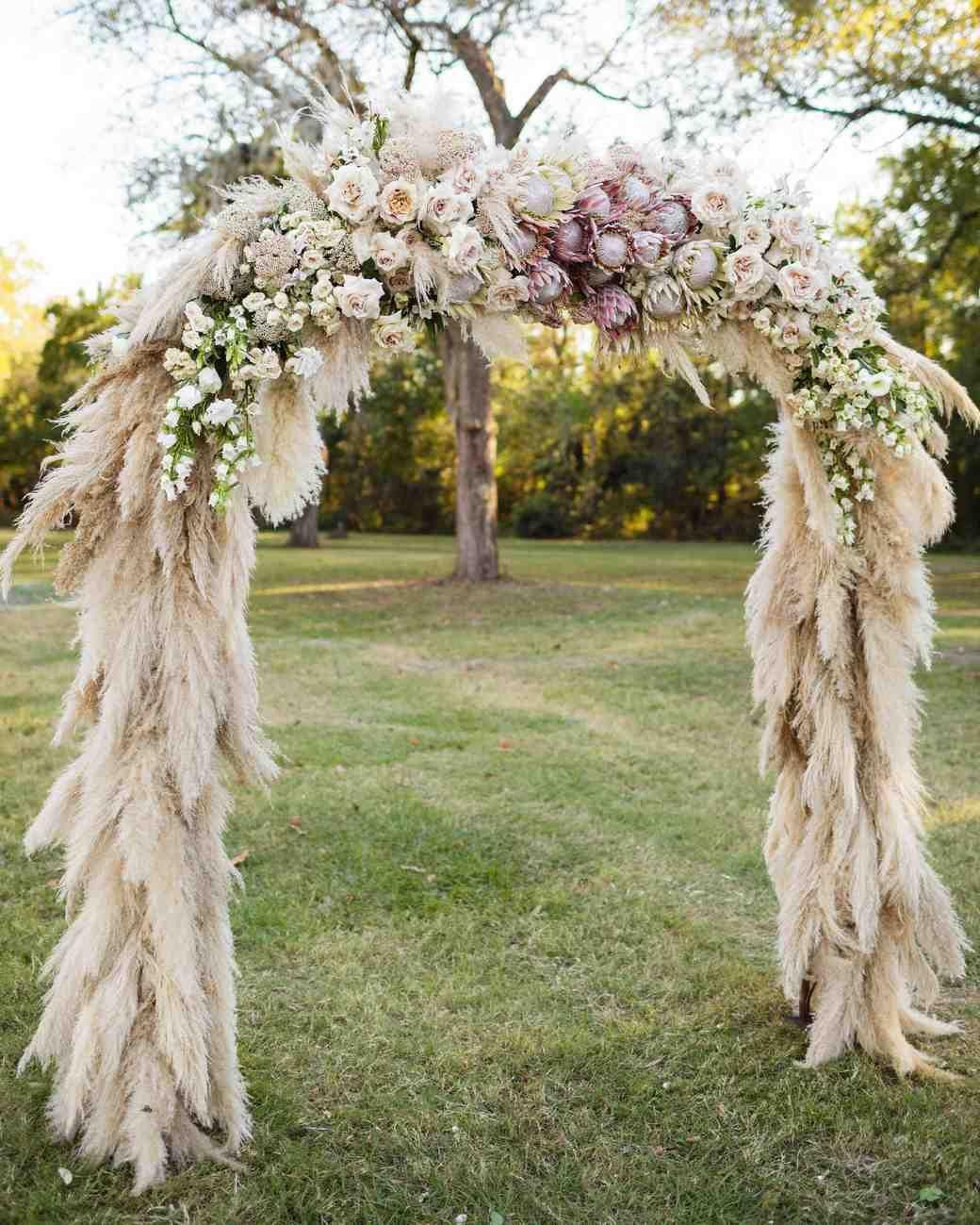 A Luxe Bohemian Wedding In Texas  Bohonature Goddess -3130
