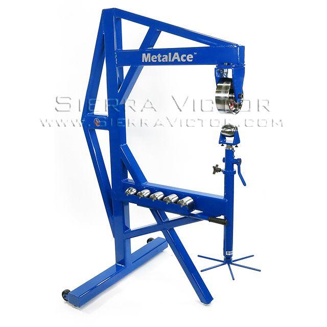 Item 30 X 12 Ga Heavy Duty English Wheel Make Metal Ace Model Ma 30f Call 386 304 3720 Visit Http English Wheel Wheels For Sale Metal Working Tools