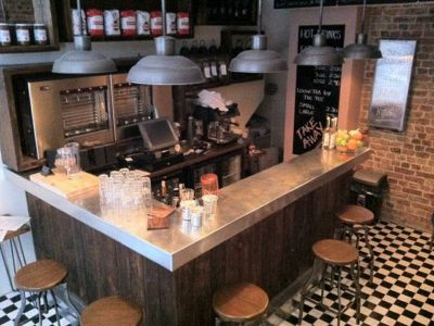 Here Are Some Examples Of Our Worktops Installed At Pubs, Restaurants And Commercial  Kitchens.