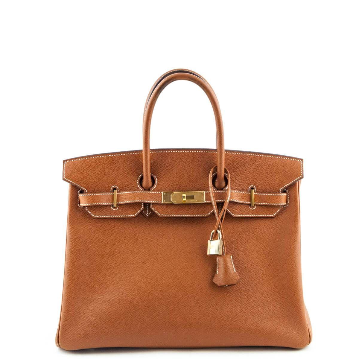 Hermes Potiron Epsom Birkin 35 Authentic Hermes Birkin Canada 8500cad Berkin Bag Bags Birkin