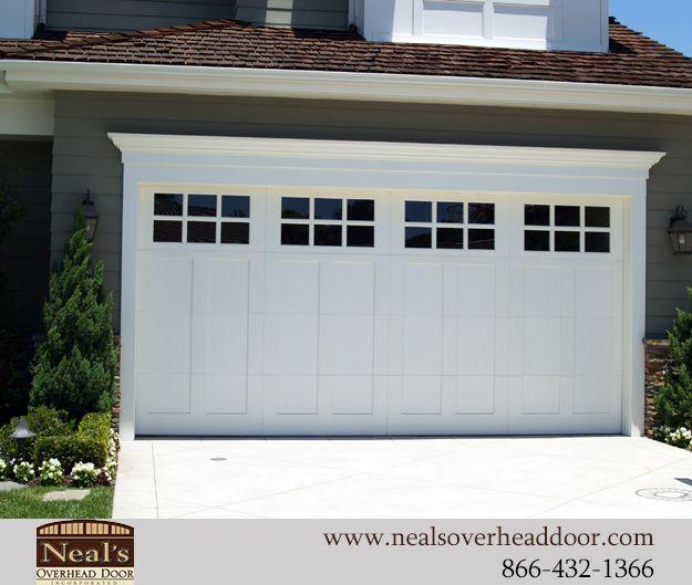 Craftsman Style Custom Garage Door Garage Door Design Garage Door Styles Garage Doors