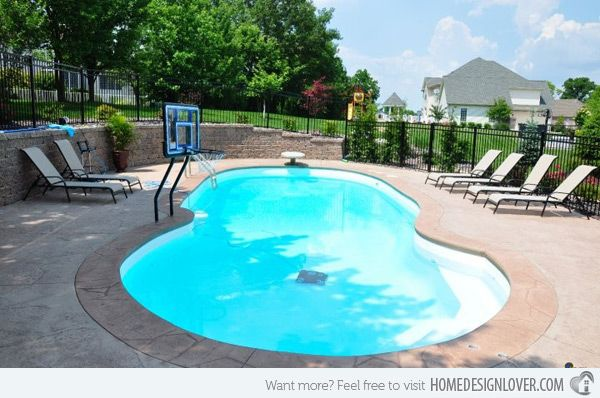 20 Figure 8 Shaped Swimming Pool Designs Home Design Lover Pool Designs Fiberglass Pools Swimming Pool Photos