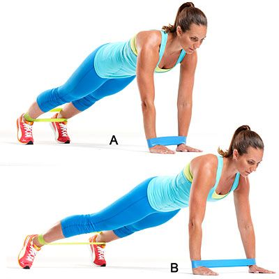 Your Perfect No Gym Workout Exercise Resistance Band