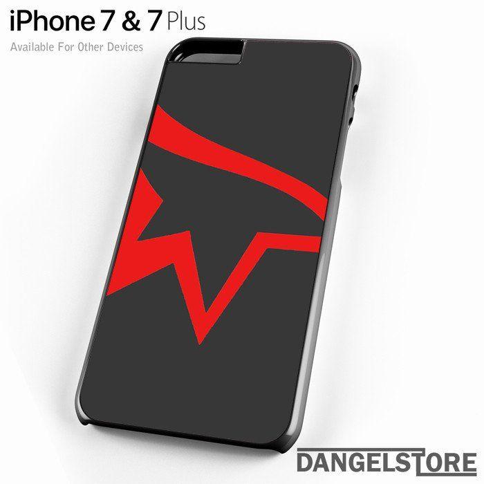 DOTA 2 Burning Logo iphone case