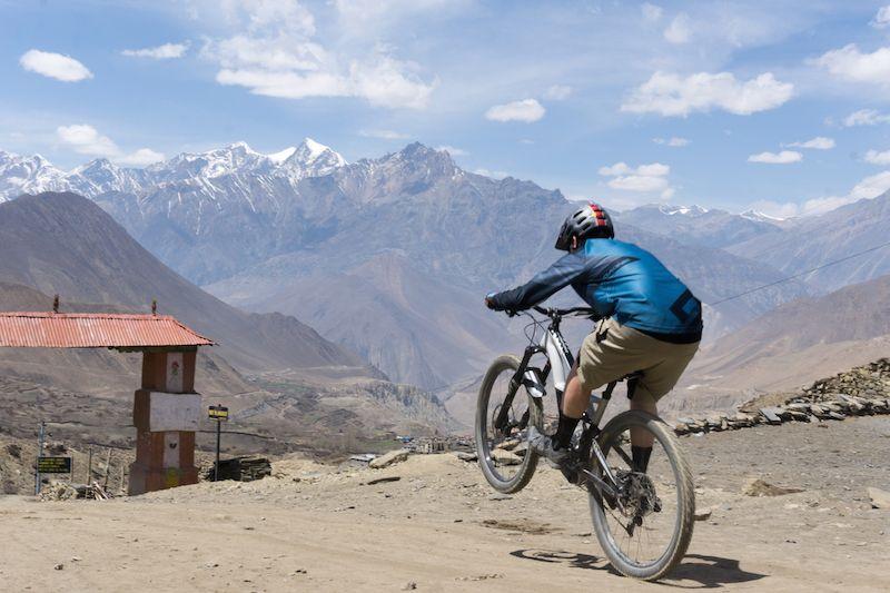 Photo Journal: Mountain Biking In Nepal | Sacred Rides
