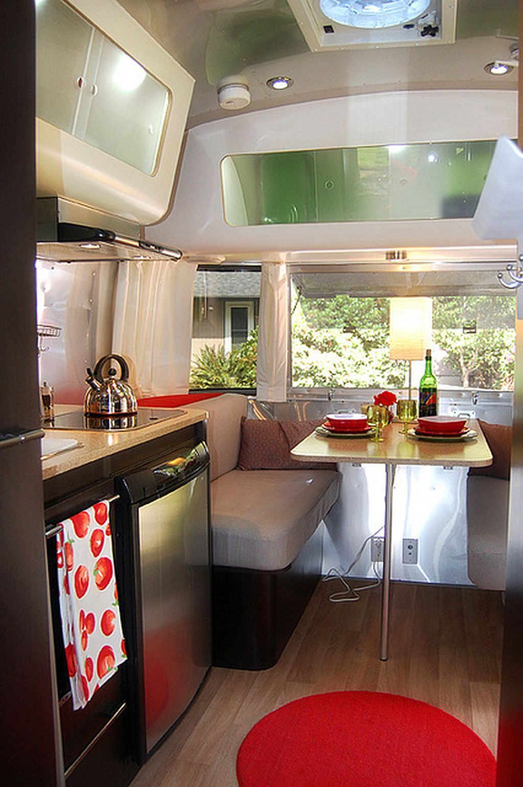 202 Modern Interior Ideas for RV Camper | Rv campers, Rv and ...