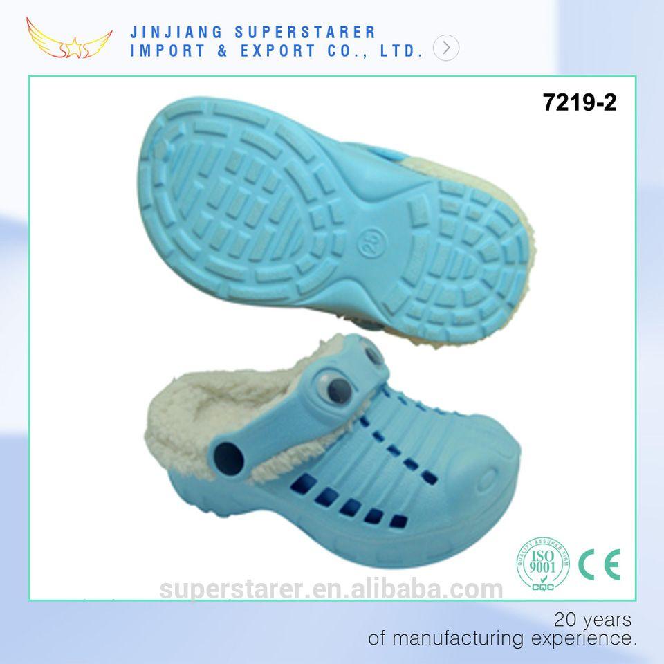73b608eb70ea crocodile shape eva clog shoes