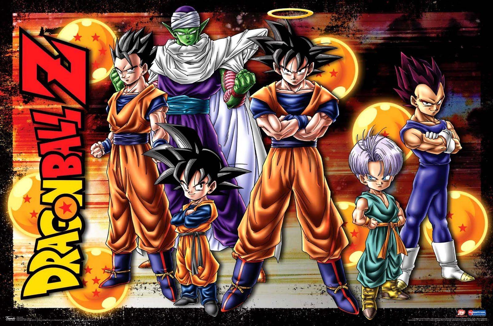 Dragon Ball Z DragonballZdragonballz255447071600