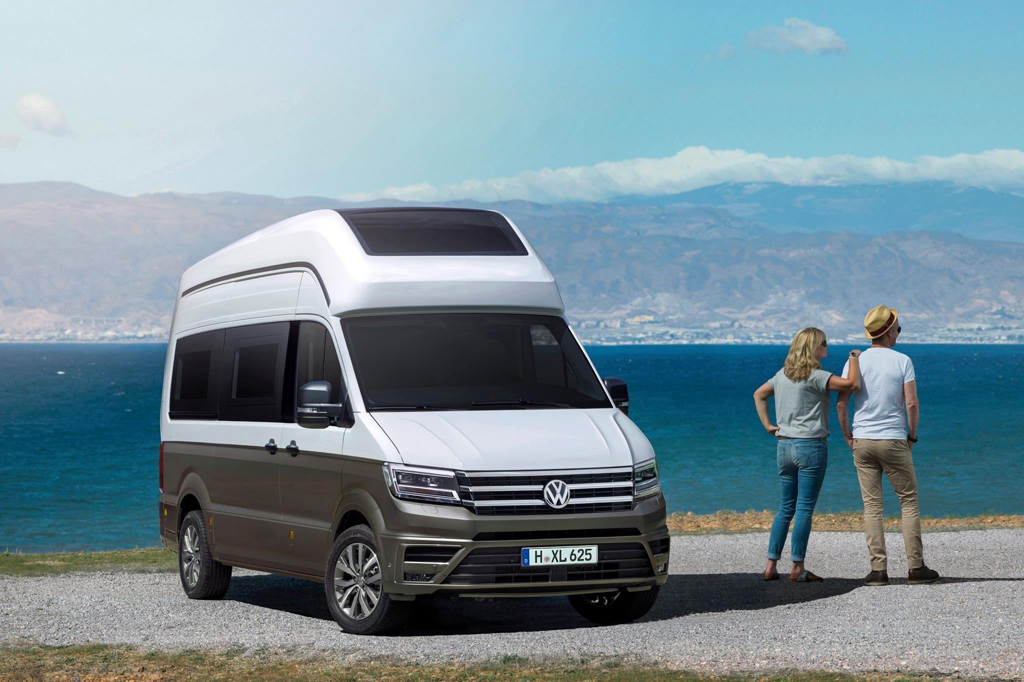 Volkswagen California Xxl Op Crafter Https Www Campingtrend Nl