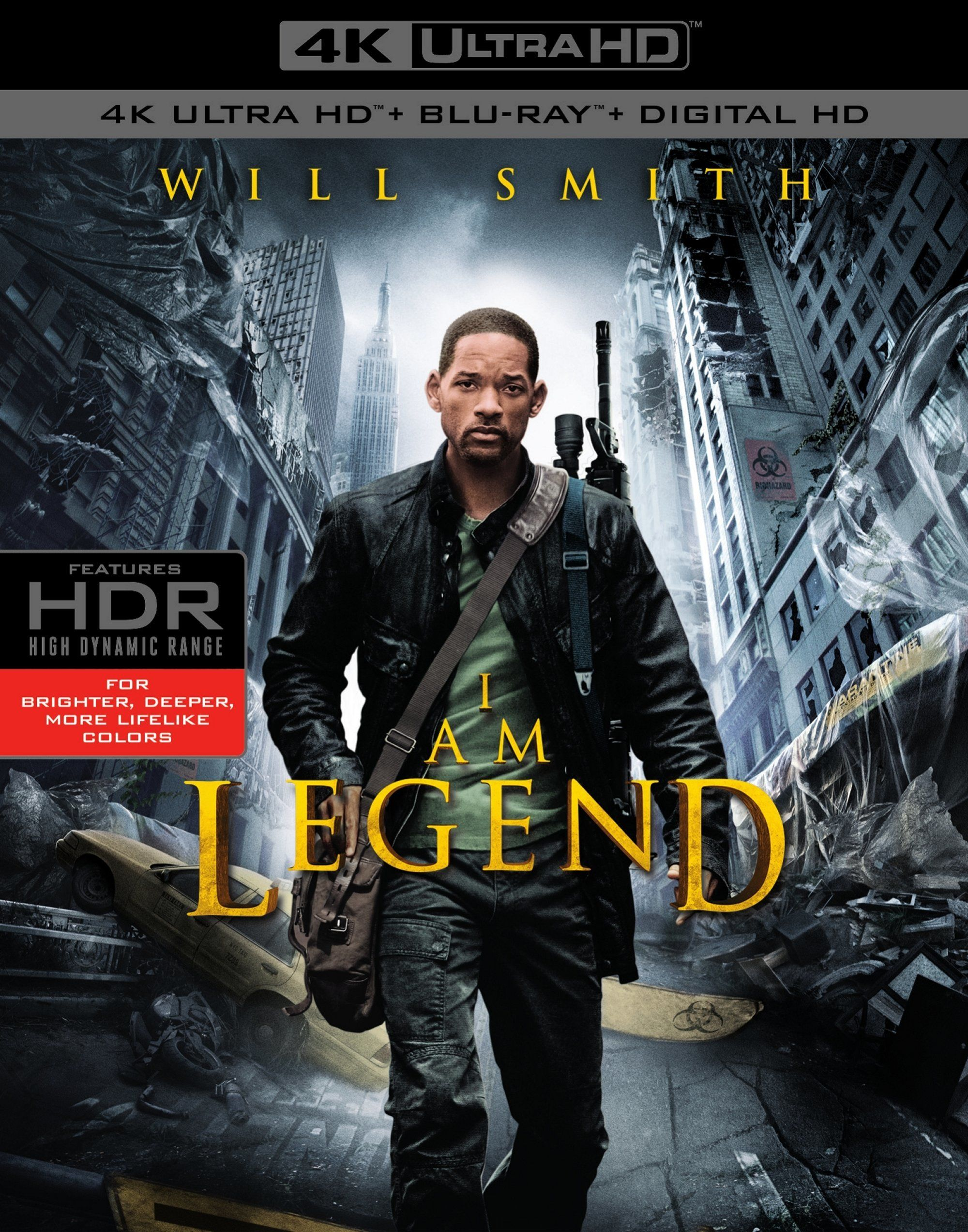 i am legend 4k