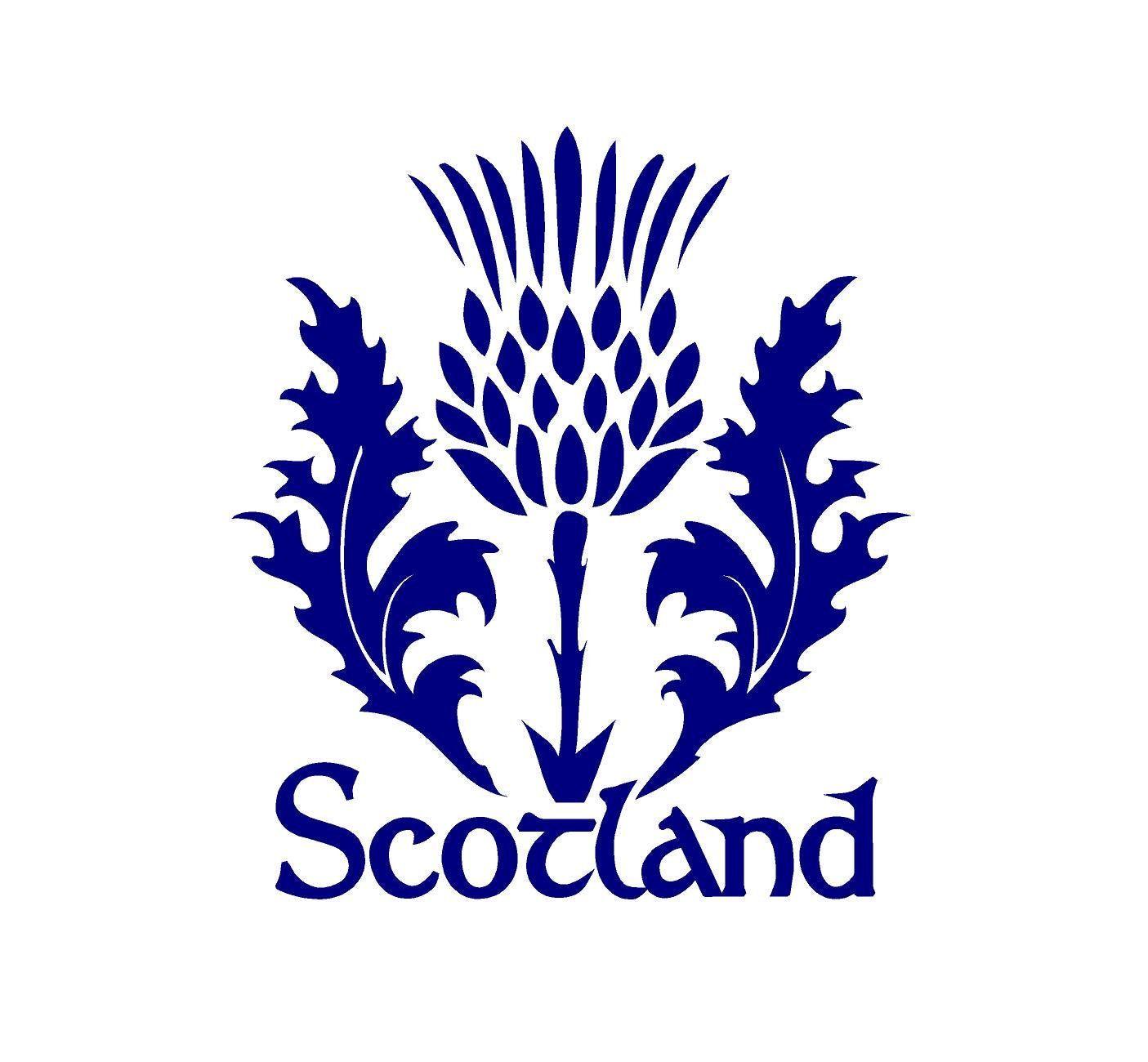 Scotland Thistle Decal Custom Celtic Heritage Vinyl Car