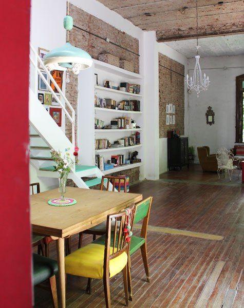 Interiores #75 El espacio interior Buenos aires, Antigua and Patios