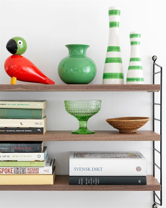 Decordots Industrial And Raw With Lots Of Repurposed Things: Stringhylla - Google Search