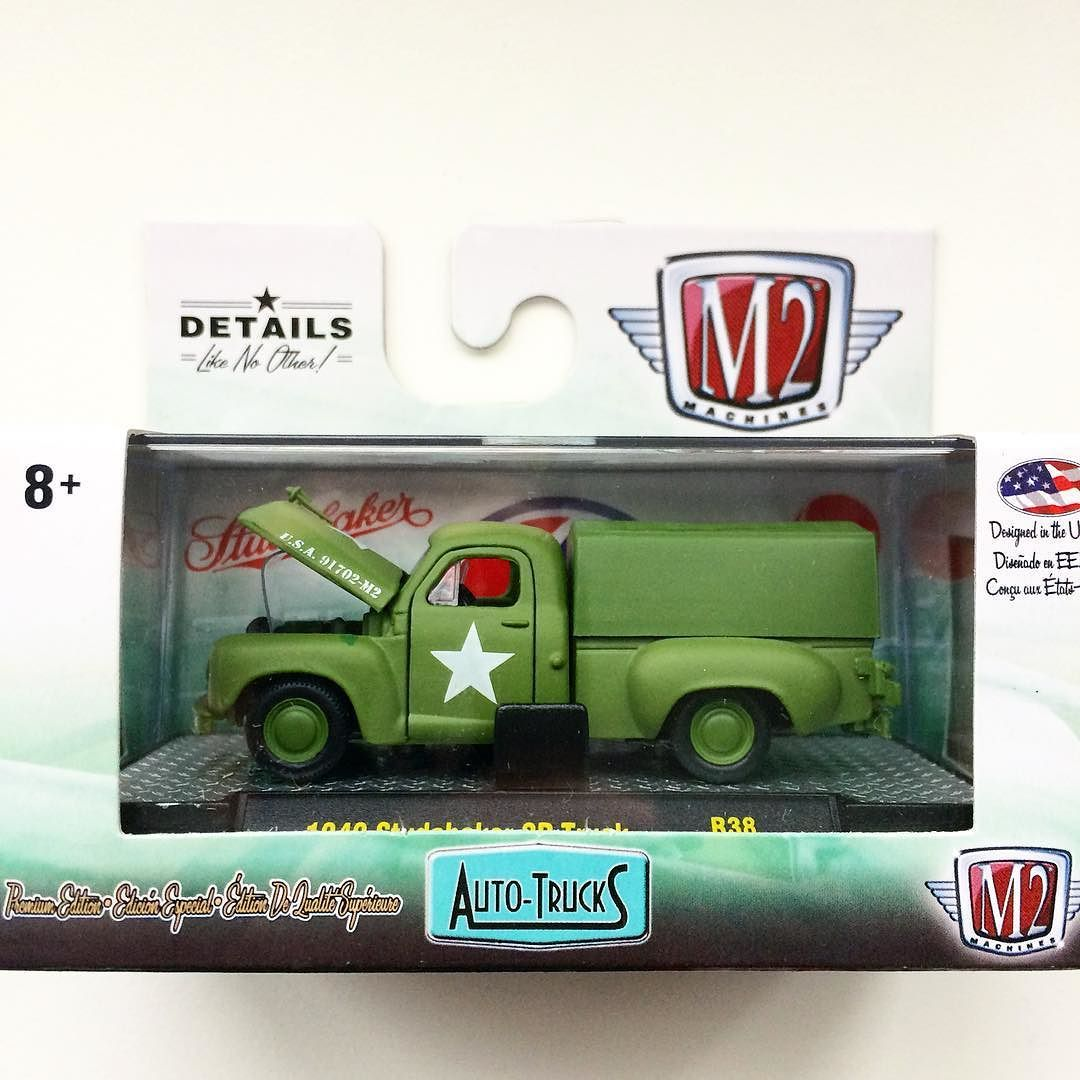 studebaker r truck liveandletdiecast toycrewbuddies m