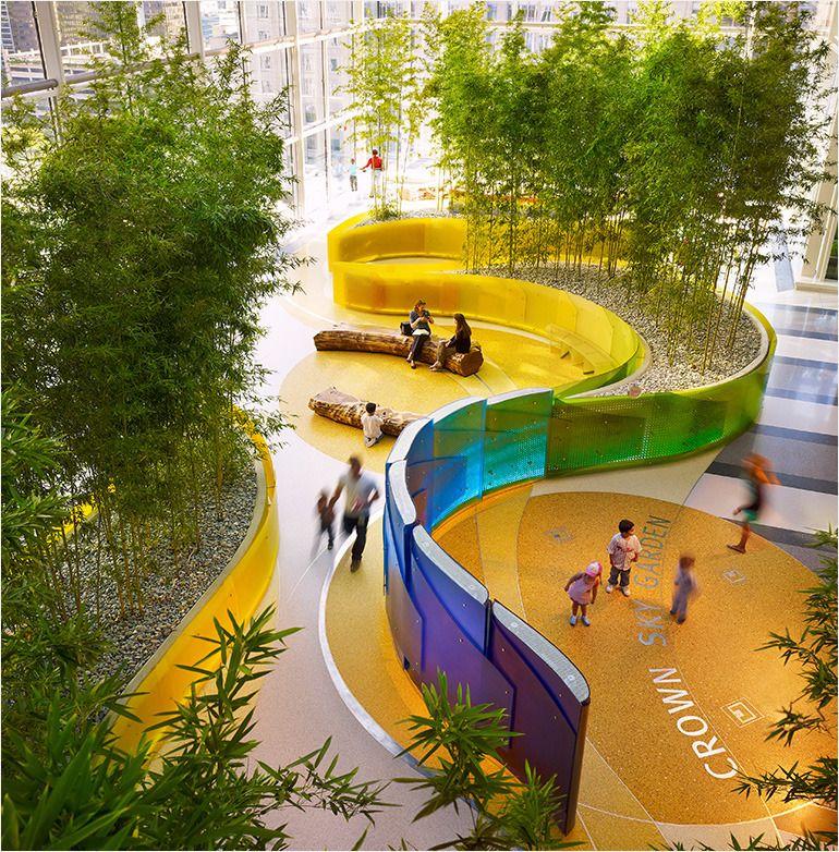 Cooper Hewitt Announces Winners Of 2018 National Design Awards Clever Hewitt Garden And Desig In 2020 Children Park Sky Garden Backyard For Kids