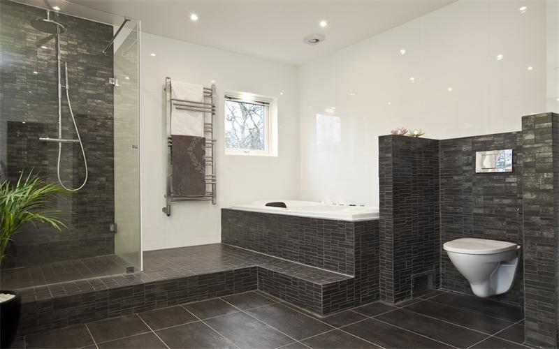 snygg glaserad granitkeramik klinker | kakel & klinker | pinterest ... - Badezimmer Klinker