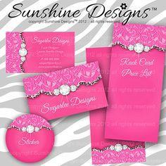 Resultado De Imagen Para Unique Jewelry Business Cards - Jewelry business card templates