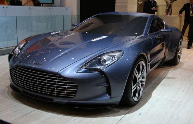 Aston Martin One 77 Aston Martin Aston Martin Cars Sedan Cars