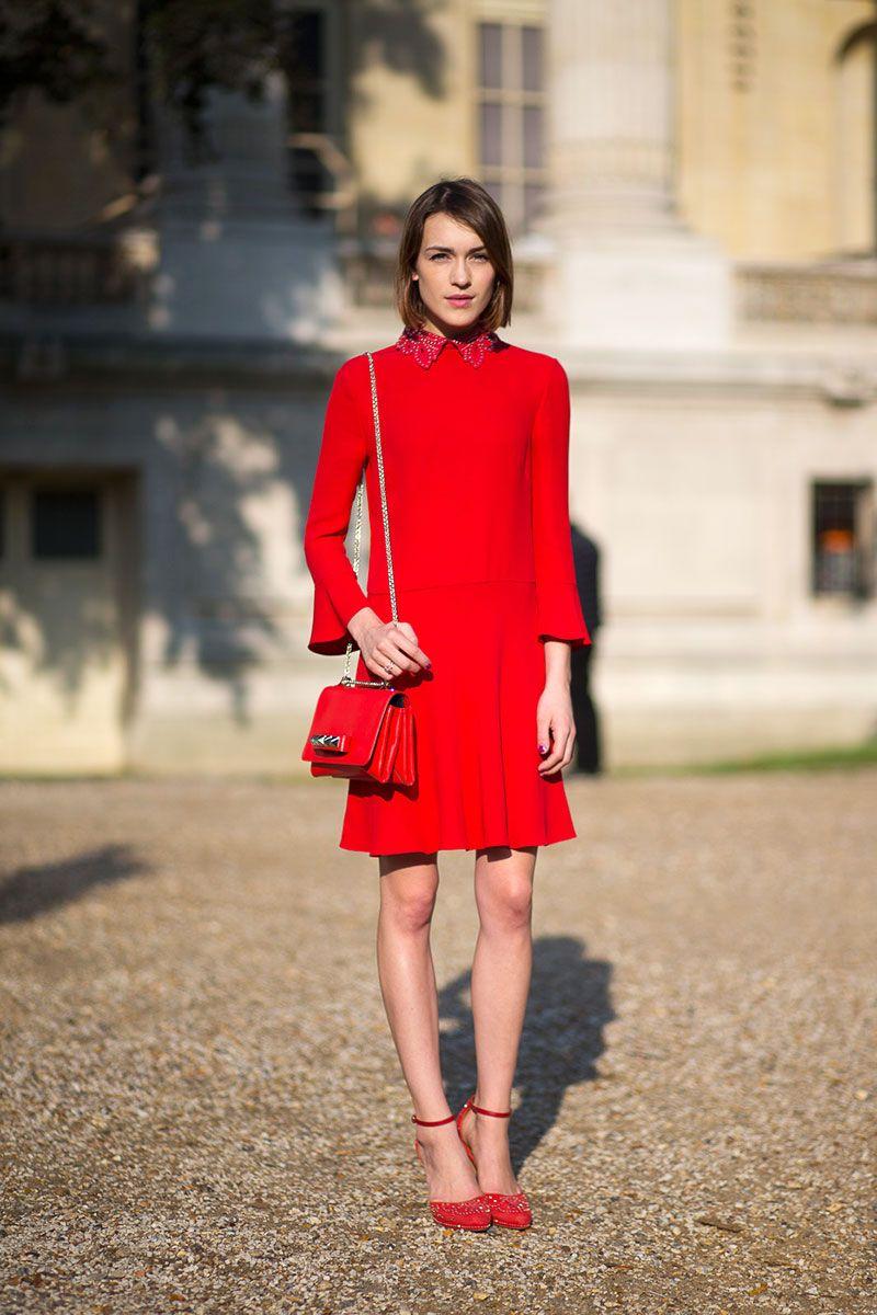 in Valentino   - HarpersBAZAAR.com