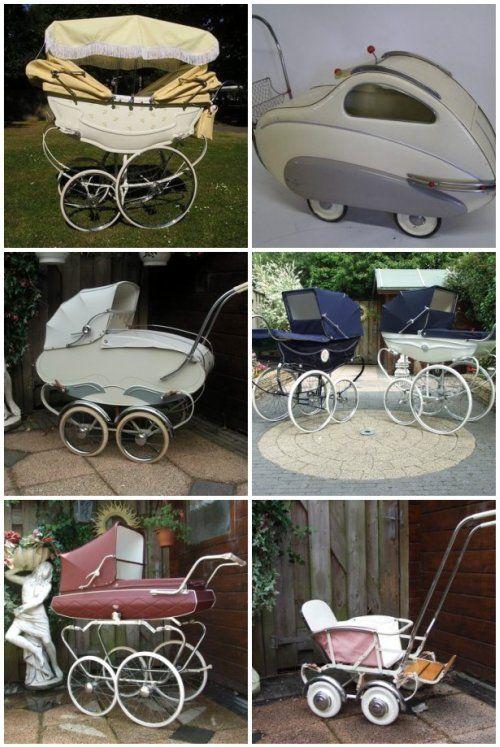 Cochecito de bebe clasico Los carritos más bonitos y