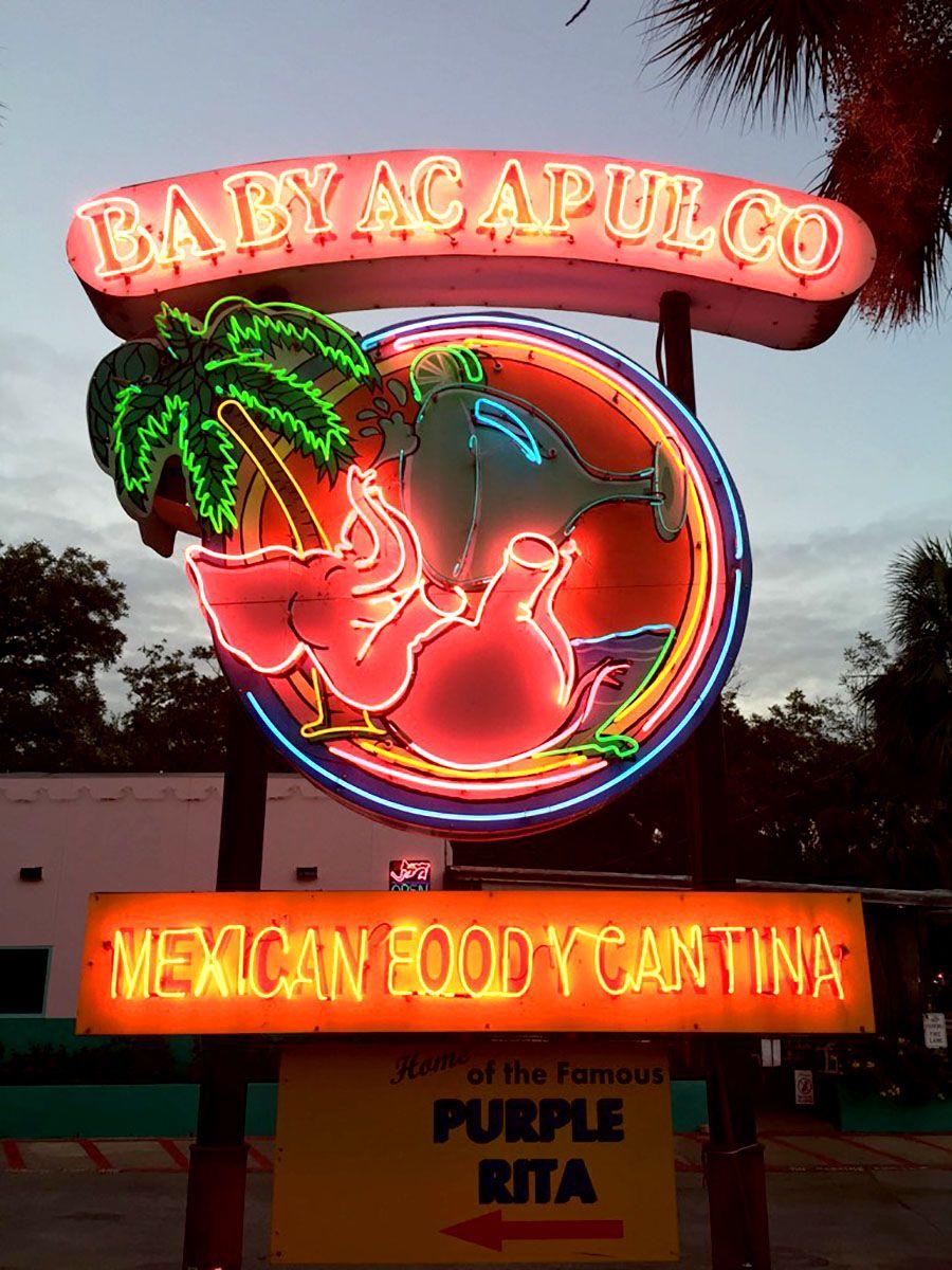 Austin Texas Mikayla Neon: Vintage Neon Signs, Neon Signs