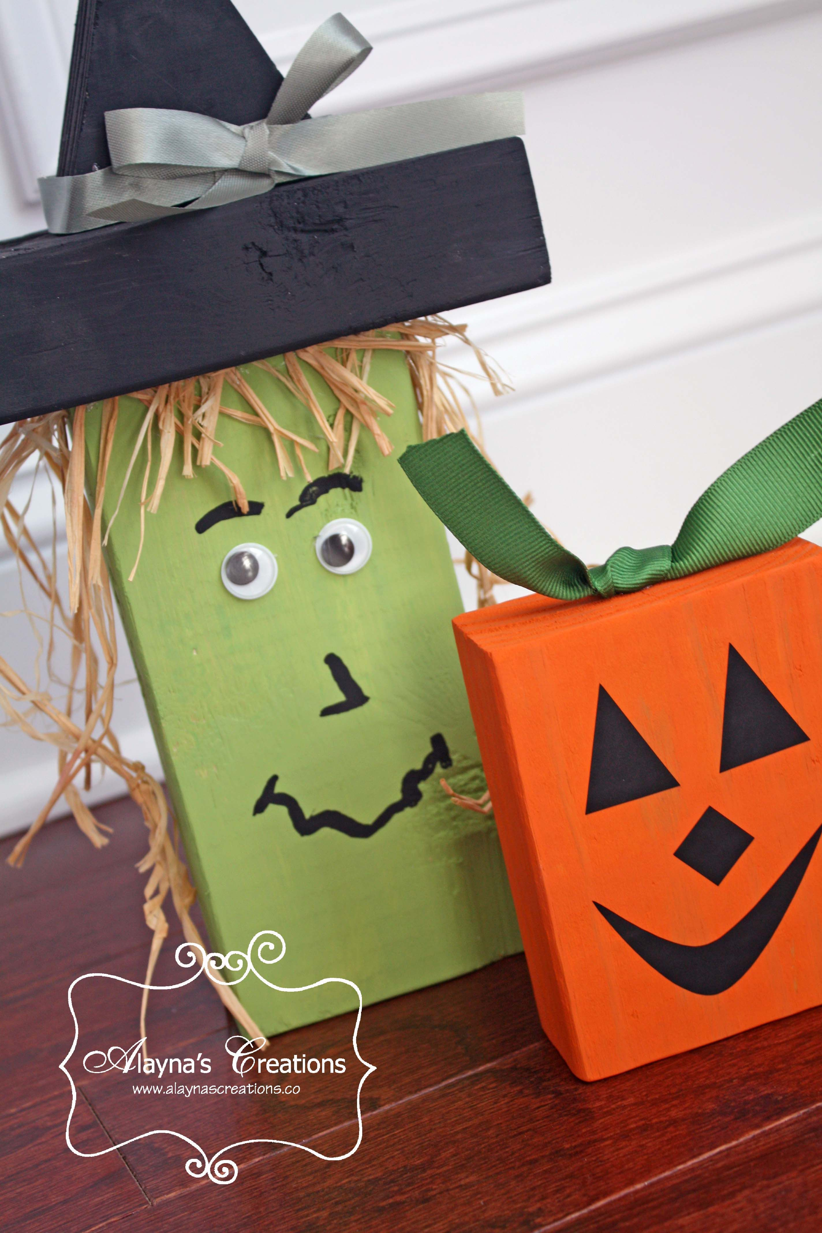 Halloween Monsters – A Quick and Easy DIY Project | Halloween ideas