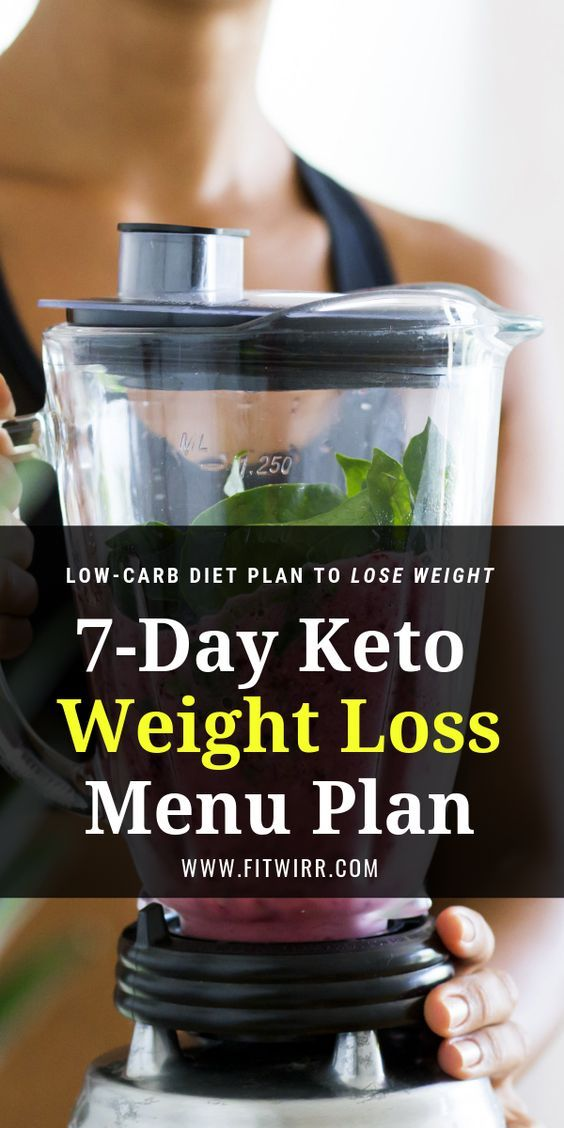 7 Day Keto Diet Plan And Recipes