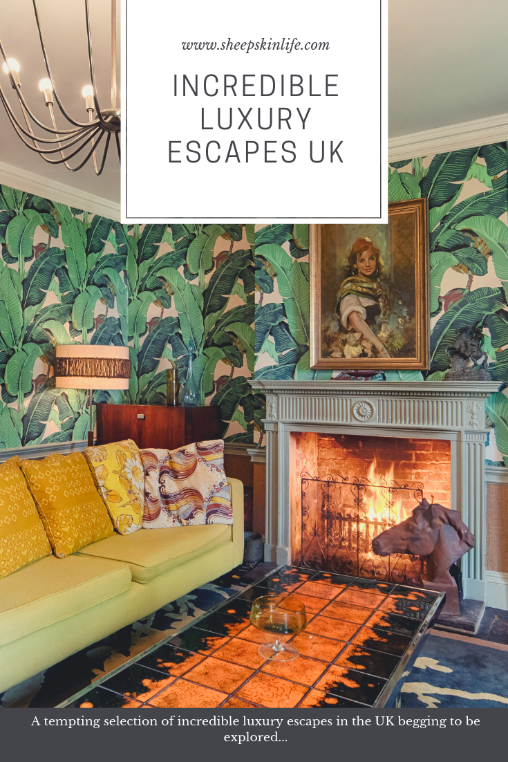 A Tempting Selection Of Incredible Luxury Escapes In The Uk