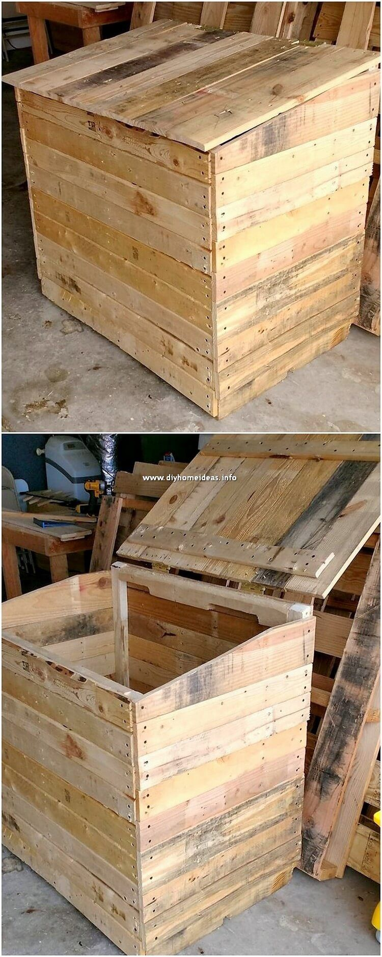 Perfect Ideas For Repurposing Wasted Wood Pallets Wood Pallets Wood Pallet Planters Pallet