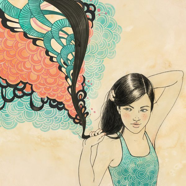 swim by Laura Graves