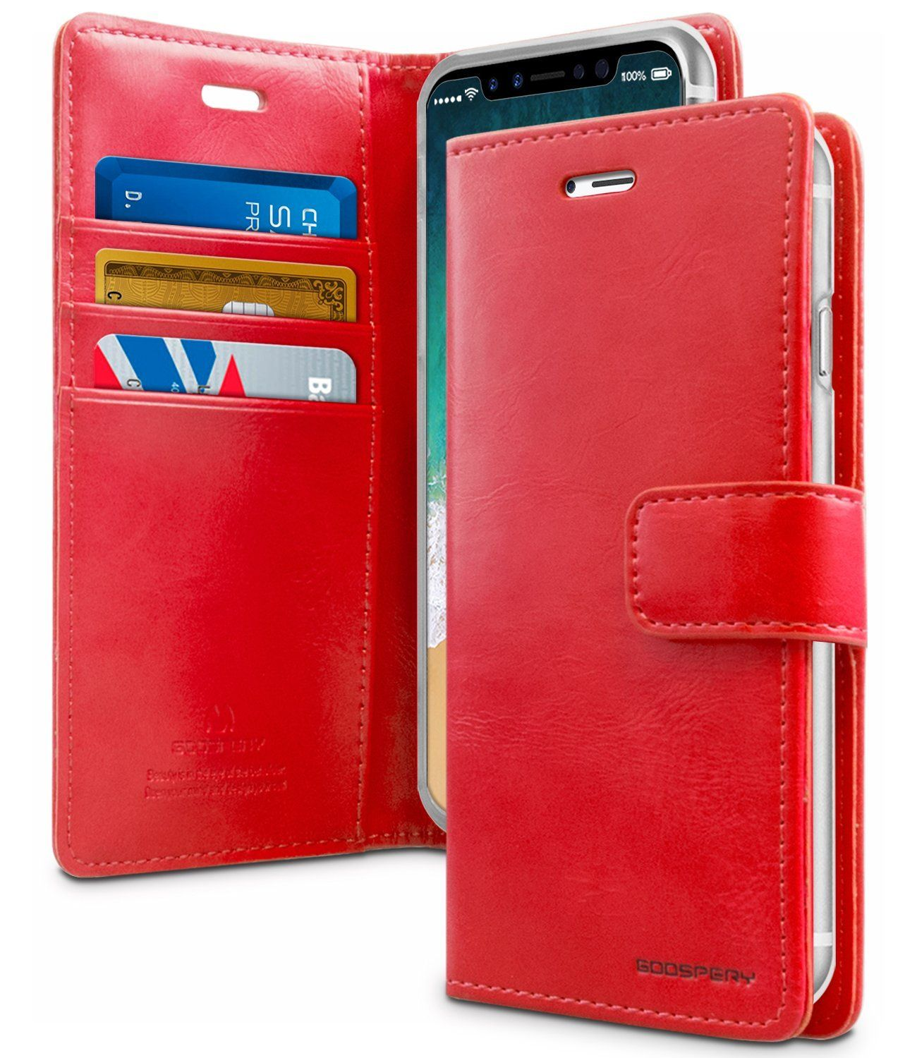 [SPECIAL PRICE] iPhone X Case, iPhone 10 Case, [Wallet
