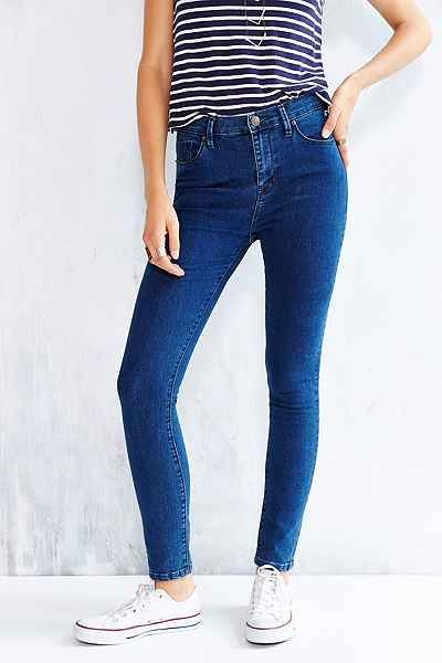 BDG Twig High-Rise Jean - Bianca - Urban Outfitters