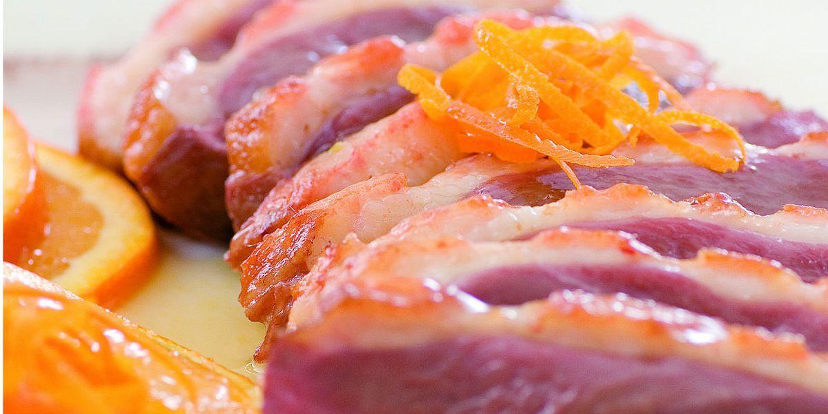 Magret de canard à lorange : découvrez les recettes de cuisine de Femme Actuelle Le MAG