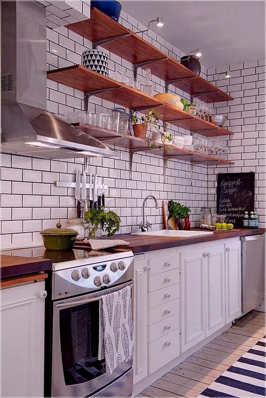 Decorative Kitchen Storage Shelves Diy Storage Ideas For Small