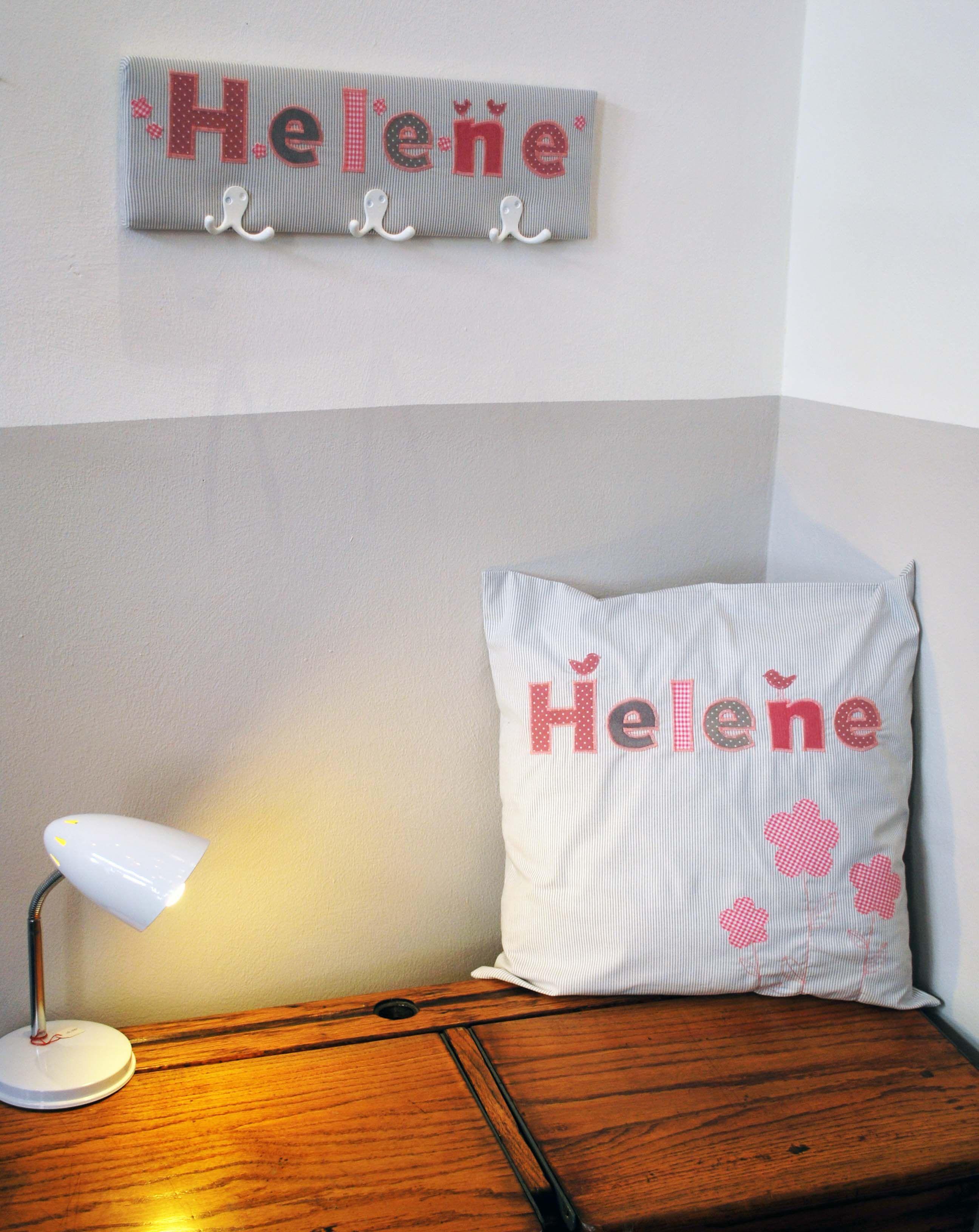das Kinderzimmer der kleinen Helene ist ein Mädchentraum in rosa ...