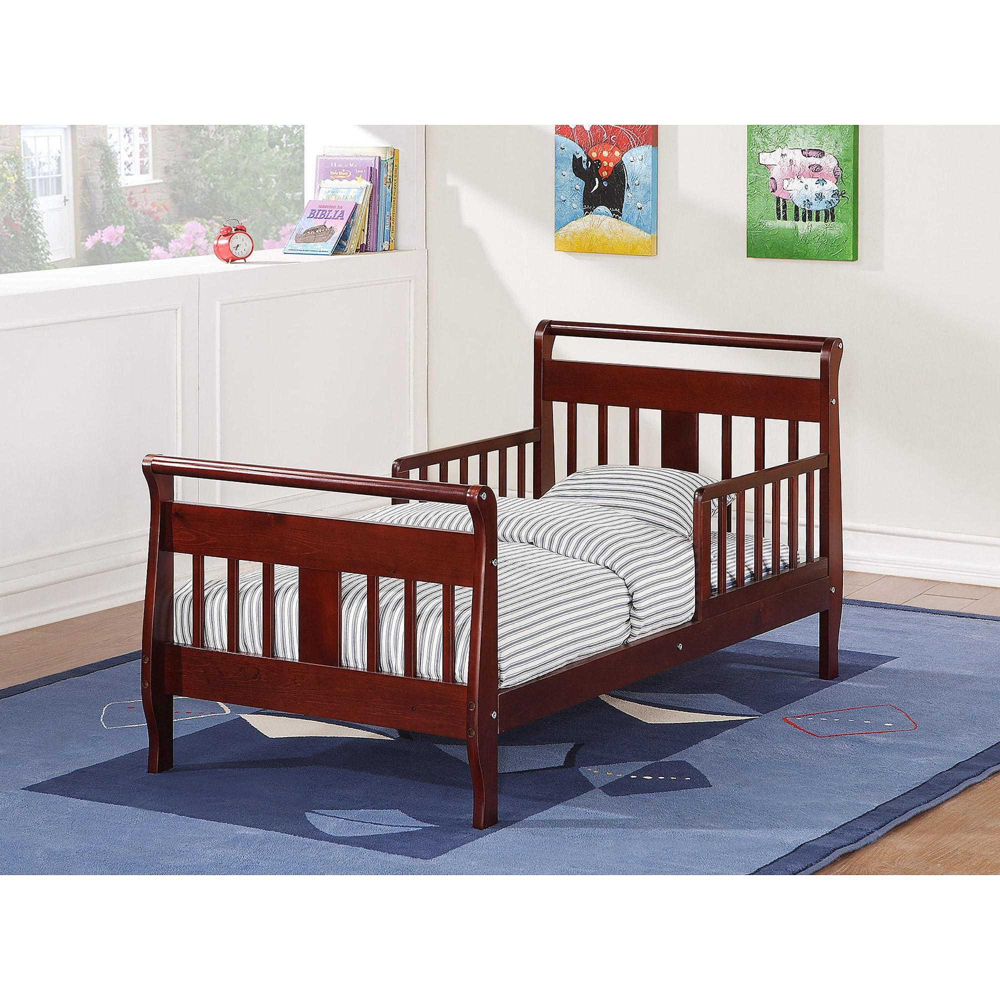 Toddler Beds Walmartcom Ideas For The House Wooden Toddler