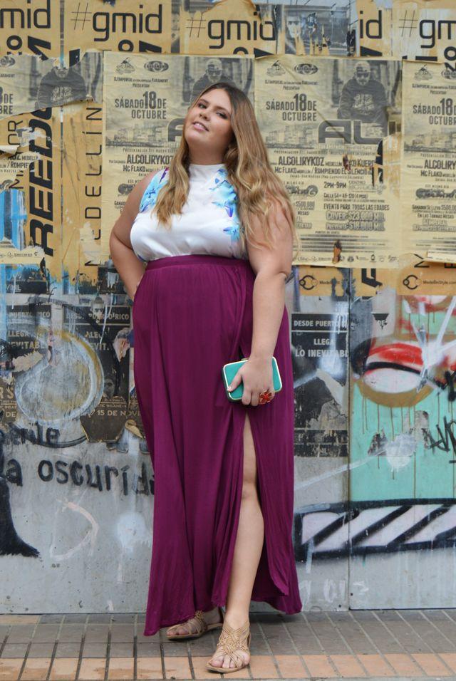 Macla Blogger De Moda Y Estilo De Vida Para Tallas Grandes Moda Estilo Blogger De Moda Moda