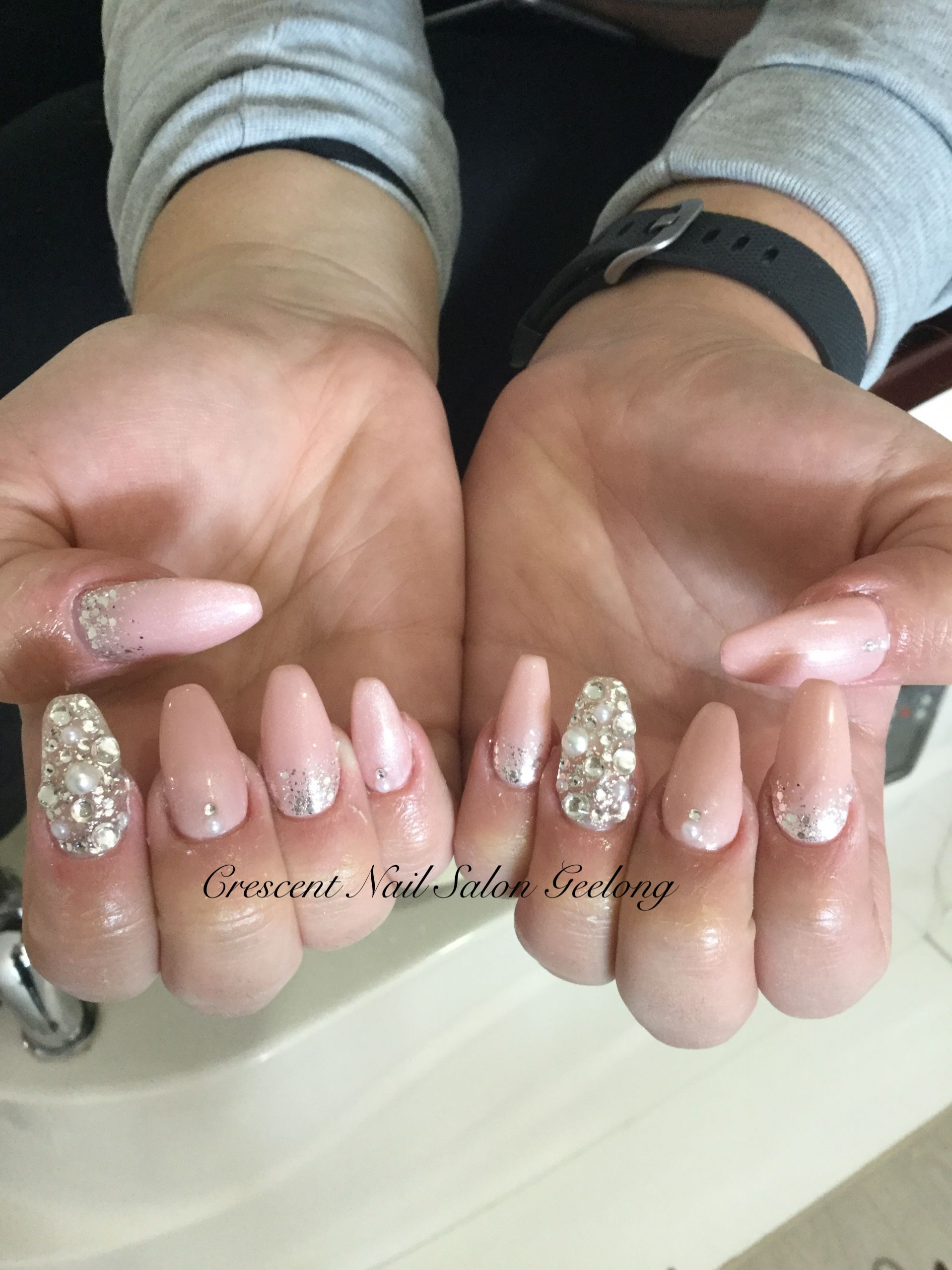 Crescent Nail Salon Geelong Absolutely Amazing Design We Would Like To Give You The Perfect Please Feel Free Book With Us