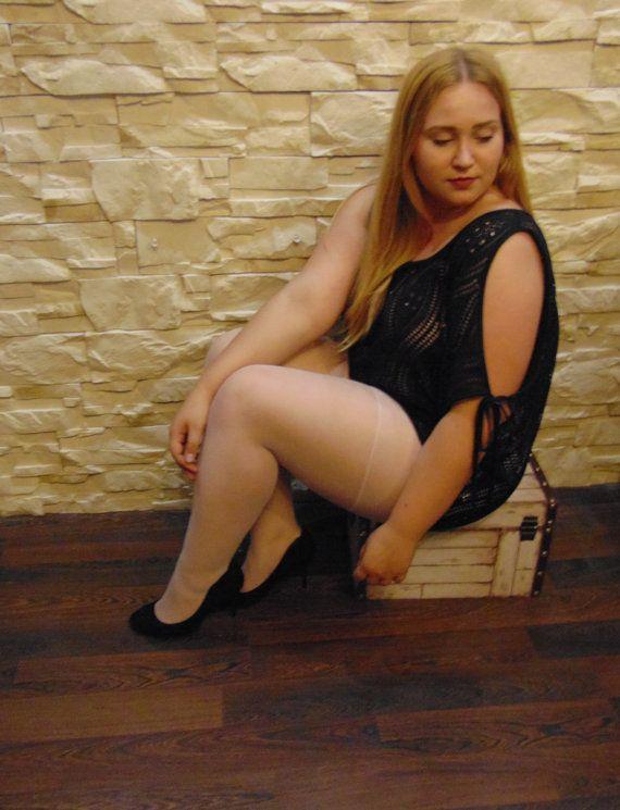1846f6f0546 Bridal Wedding white or ecru Tights Hosiery by stockings4u on Etsy ...