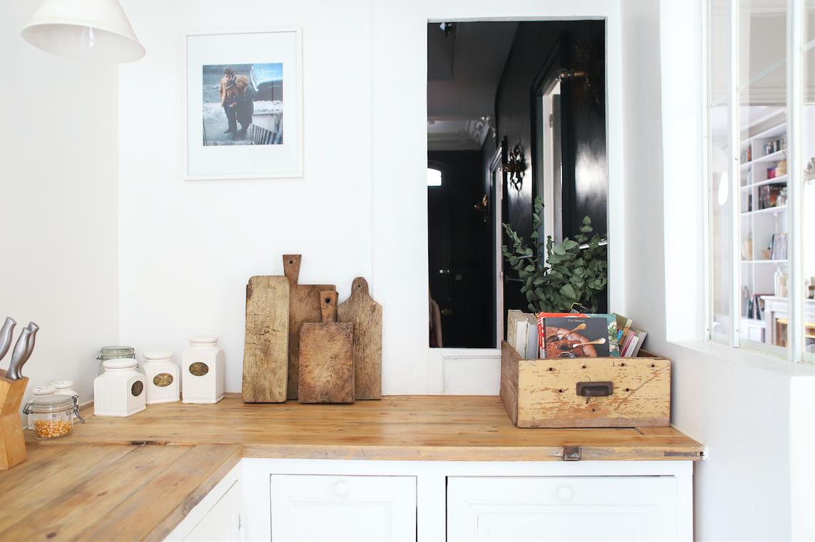 Cuisine Blanche Et Bois Cuisine Blanche Et Bois Campagne Cuisine Blanche Et Bois Credence Cuisine Blan In 2020 Home Decor Kitchen Diy Kitchen Remodel Kitchen Style