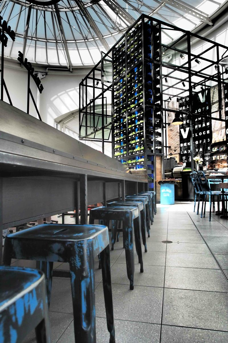 Veloce - Cafe, Restaurant Bar Fitouts Sydney domestic terminal ...