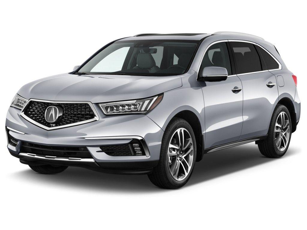 2017 Acura Mdx Fuel Economy In 2020 Luxury Hybrid Cars Acura Mdx Acura