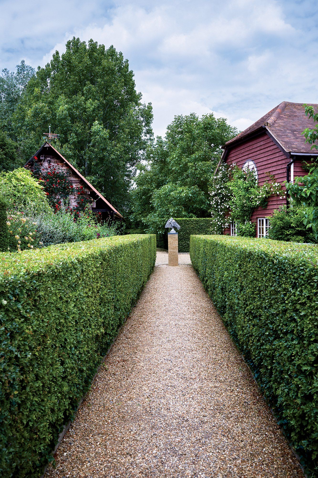 The 22 Most Beautiful Fall Gardens And Hedges In Garden Hedges