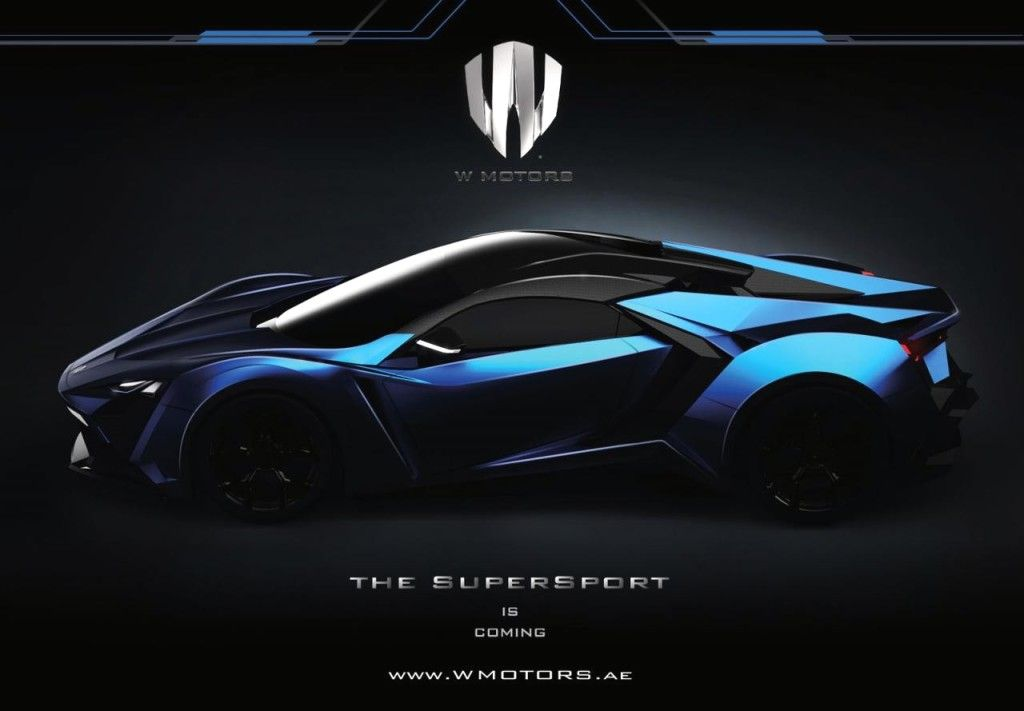 w motors lykan hypersport autos motorr der. Black Bedroom Furniture Sets. Home Design Ideas
