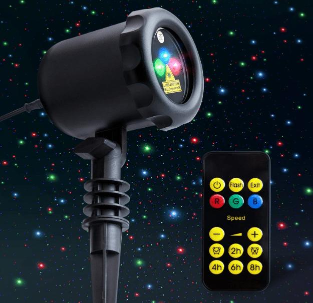 Mycarbon Outdoor Laser Light Projector Best Christmas Laser Lights Laser Christmas Lights Laser Lights Projector
