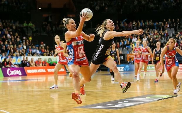 Magic thumped all Australian netball final - Radio New Zealand