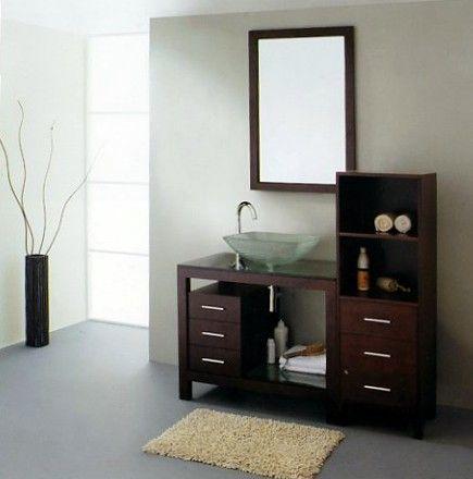 seabrook - modern bathroom vanity set 33   modern bathroom