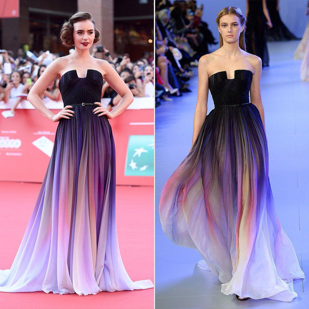 Elie Saab Prom Dresses Celebrity