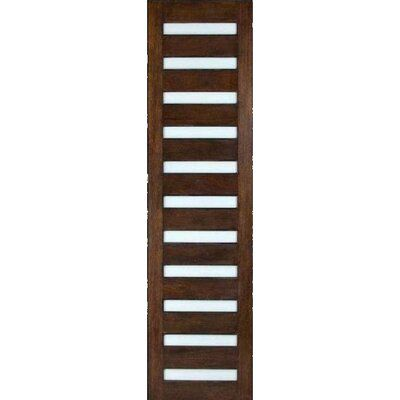 Eto Doors Manufactured Wood Solid Unfinished Mahogany Standard