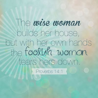 wise women in bible